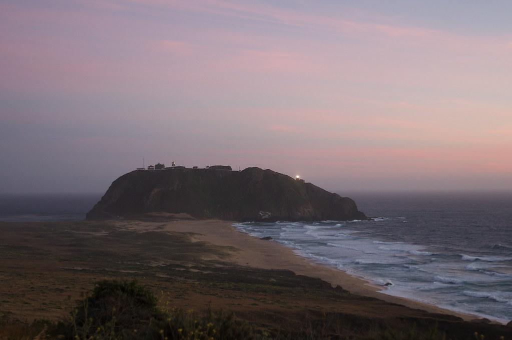 Point Sur Lighthouse | Point Sur Lighthouse in Big Sur, Cali ...
