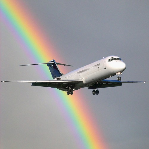 Rainbow Landing | by Heaven`s Gate (John)