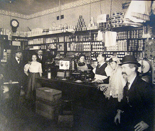 Oakland ca grocery store 1900 39 s gaswizard flickr for Asian furniture nyc