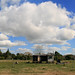 Panoramic Field with Clouds in Punta Indio - Panoramica del Campo con Nubes