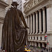 "New York - George Washington ""Looking DOWN"" on Wall Street!"