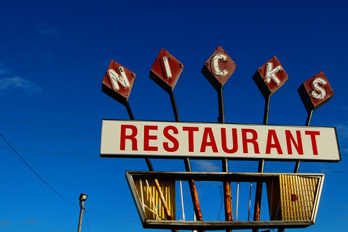 Nick's Restaurant | by Jeremy Stockwell
