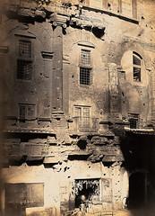 Via de Sugherari, the Theatre of Marcellus, Rome