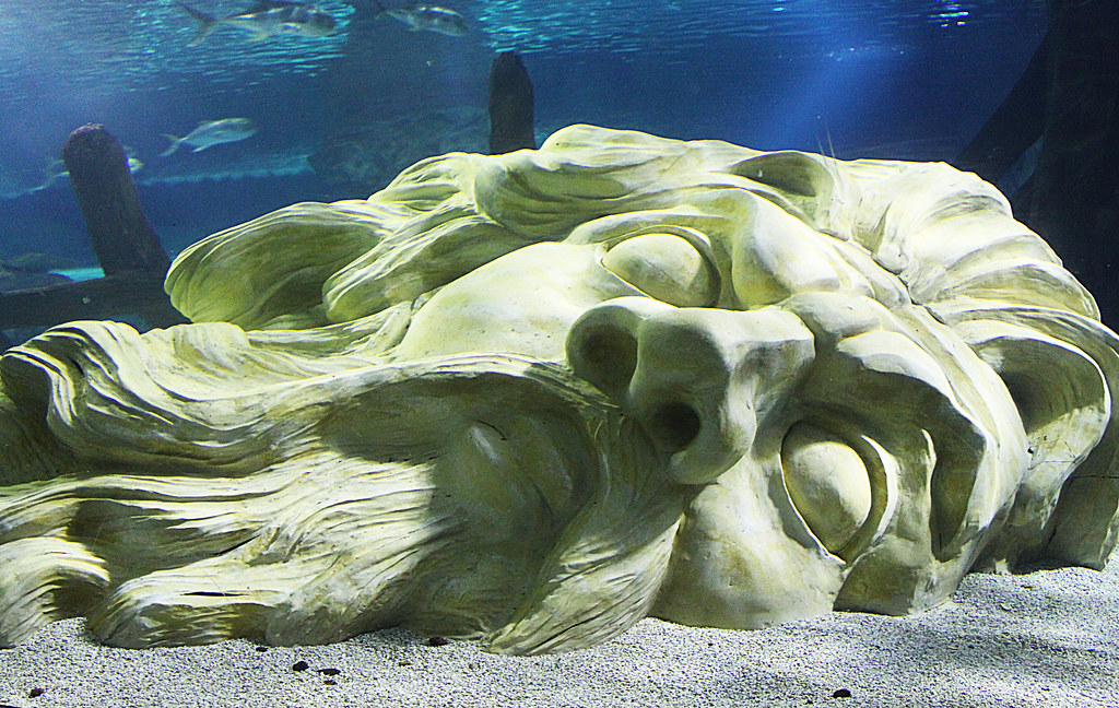 Poseidon statue | in Atlantis Temple | SEALIFEMN | Flickr