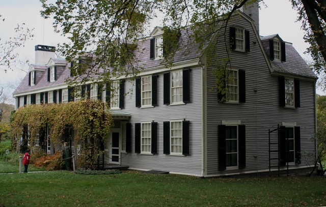 ... Peacefield (John Adams Home In Quincy) | By Lady Tracy Ou0027 The Disk