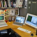 bet you've never seen a MacBook Pro with three screens beore!