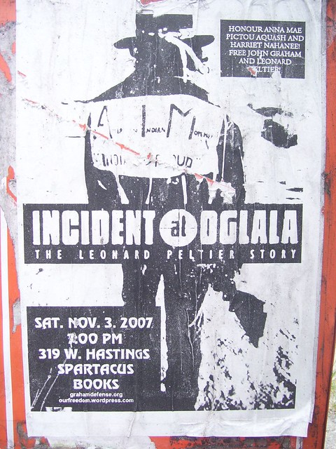 incident at oglala Robert redford narrates this documentary about the pine ridge shootout on an oglala sioux reservation in south dakota watch now.