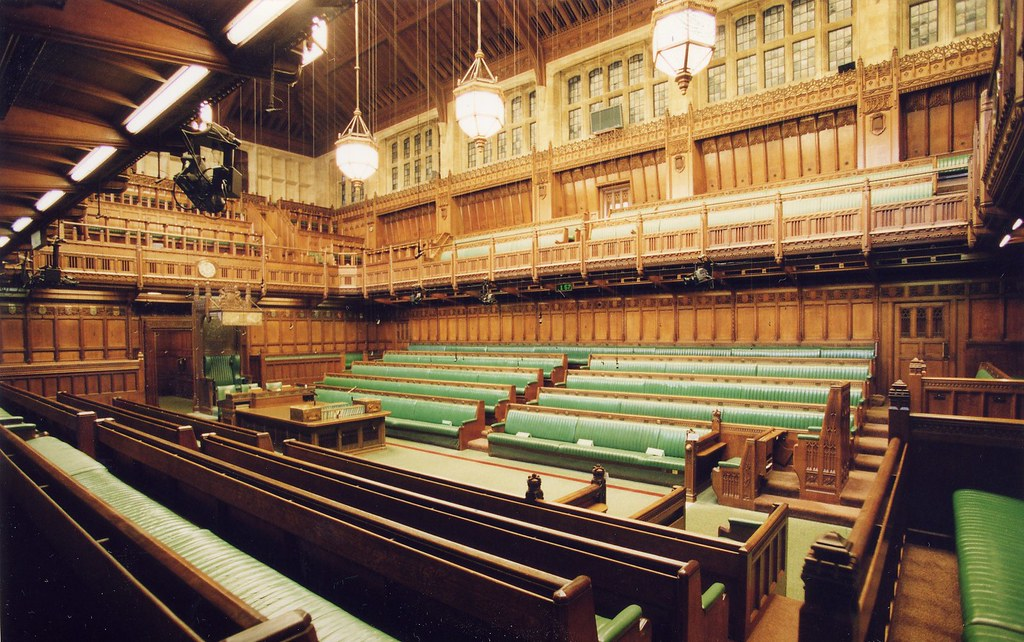House of Commons Chamber (landscape)
