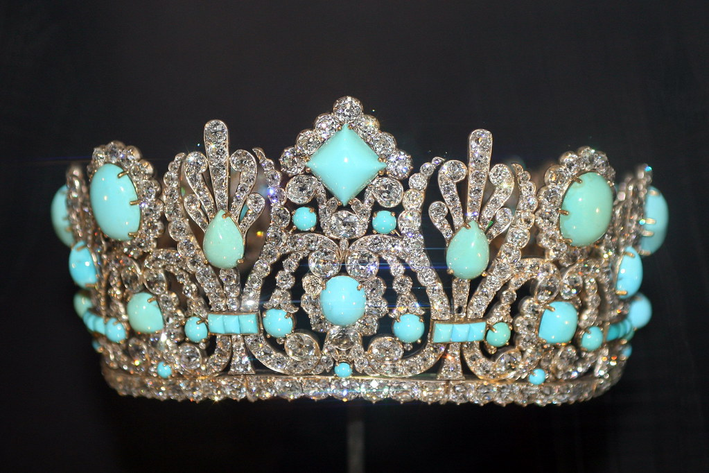 Marie Louise Diadem The Marie Louise Diadem was most
