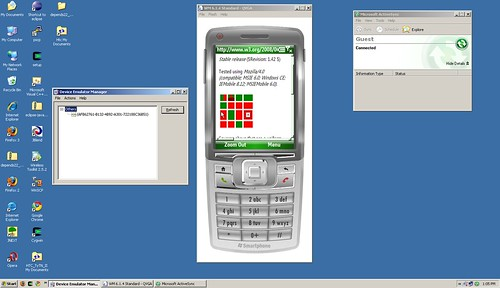 Internet Explorer Mobile 6 on Web compatibility test for mobiles (IEMobile 8.12) | by Kai Hendry