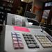 cash register - stock