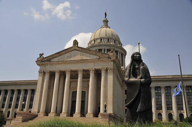 Oklahoma State Capitol Chiricahua Apache State Capitol