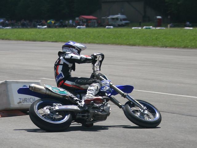 Yamaha  Supermotard Cafe Racer