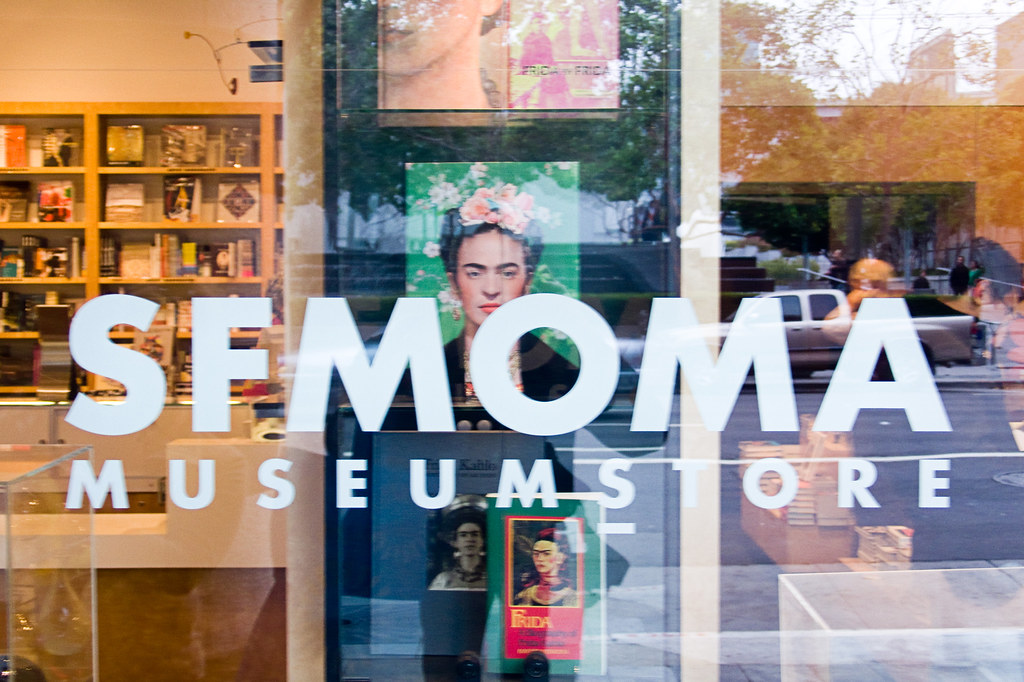 SFMOMA Museum Store | Spent a wonderful few hours ...