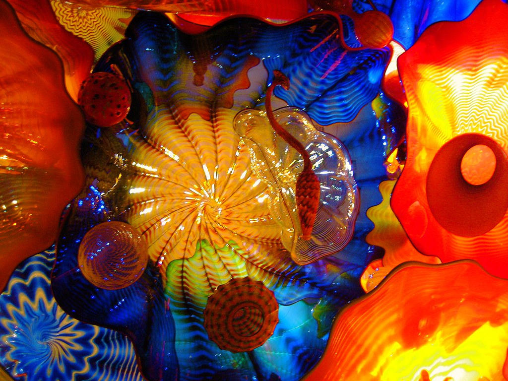 dale chihuly Watch video  artist dale chihuly has become synonymous with reimagining what glass can do having long ago stopped blowing glass himself, at 75, he heads an art world enterprise at his seattle studio.