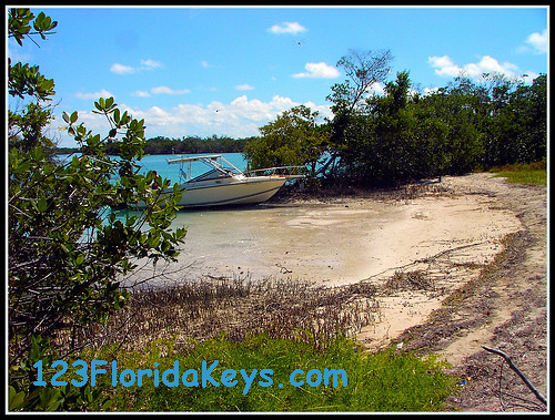 Deserted Islands In The Florida Keys