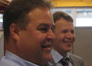 Mika Rauhala and Jukka-Pekka Rautiainen - 2824318334_51e4dbdf76_n