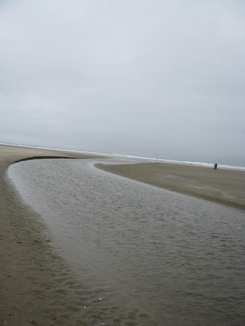 Cannon Beach tidal stream