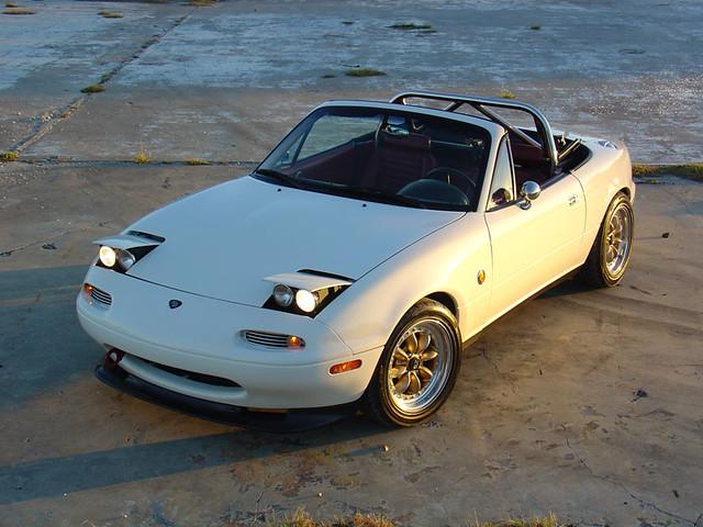 Low Pro Miata Headlights Miata Low Pro Headlights 2007