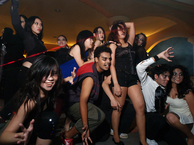 College halloween party photos photo 399
