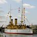 BL145 USS Olympia