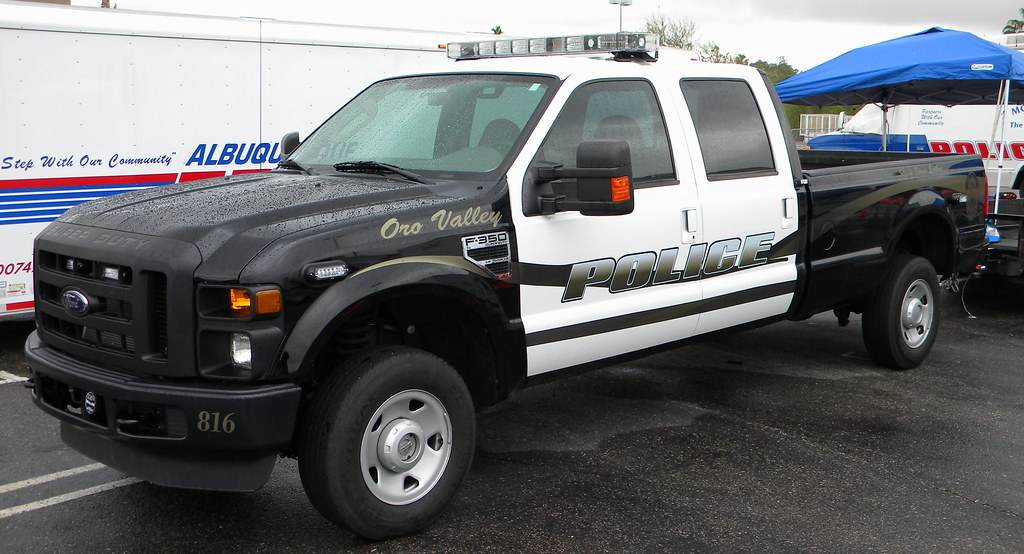 Oro Valley Police Truck D D Flickr