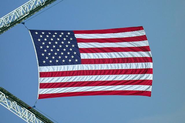 American Flag 50 Stars And 13 Stripes C95 4 4 08 8049