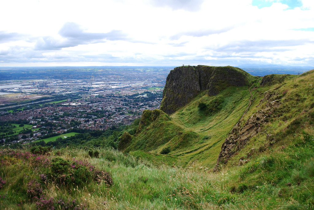 Napoleon's Nose | A rock formation on Cave Hill. Nice view ...