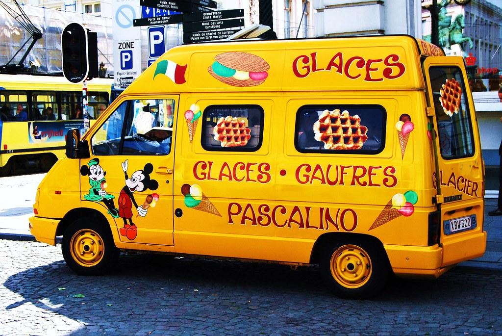 camion de glaces l 39 italienne fouad jm flickr. Black Bedroom Furniture Sets. Home Design Ideas