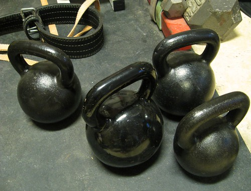 Kettlebells | by WilsonB