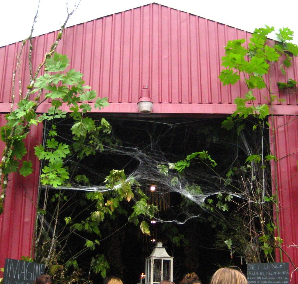 Gothic Harvest At Barn House