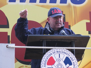 PA: IAM President Buffenbarger in Erie | by aflcio