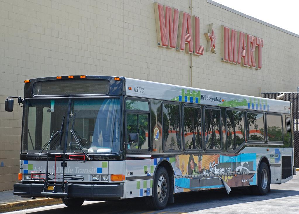 miami bus | nabi bus of miami-dade transit in florida city