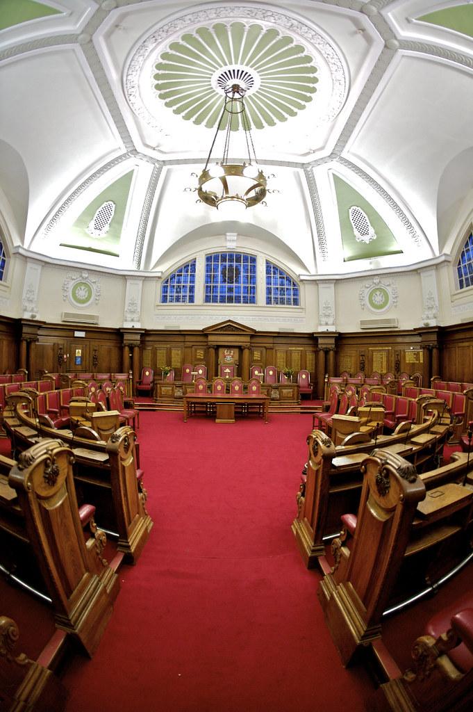 Islington Town Hall Council Chamber Http Www Veilandt