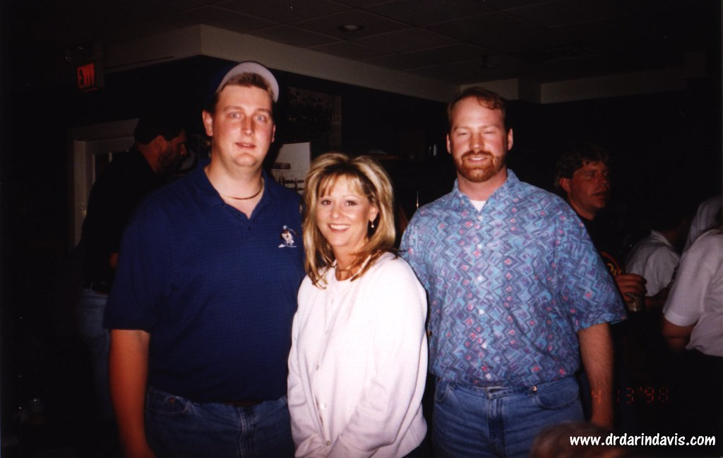 Tim Darin And Miss Elizabeth Pics From Wcw After Party