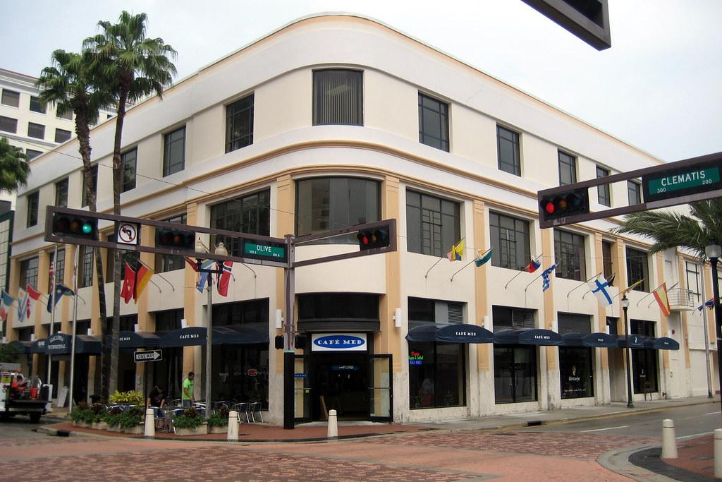 Clematis Street West Palm Beach Fl