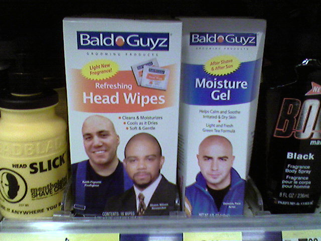 HeadBlade, Inc. sells products for shaving the head, including the patent pending HeadBlade razor.