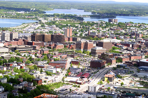 Portland maine aerial view photo andrew sims please - Camera world portland ...