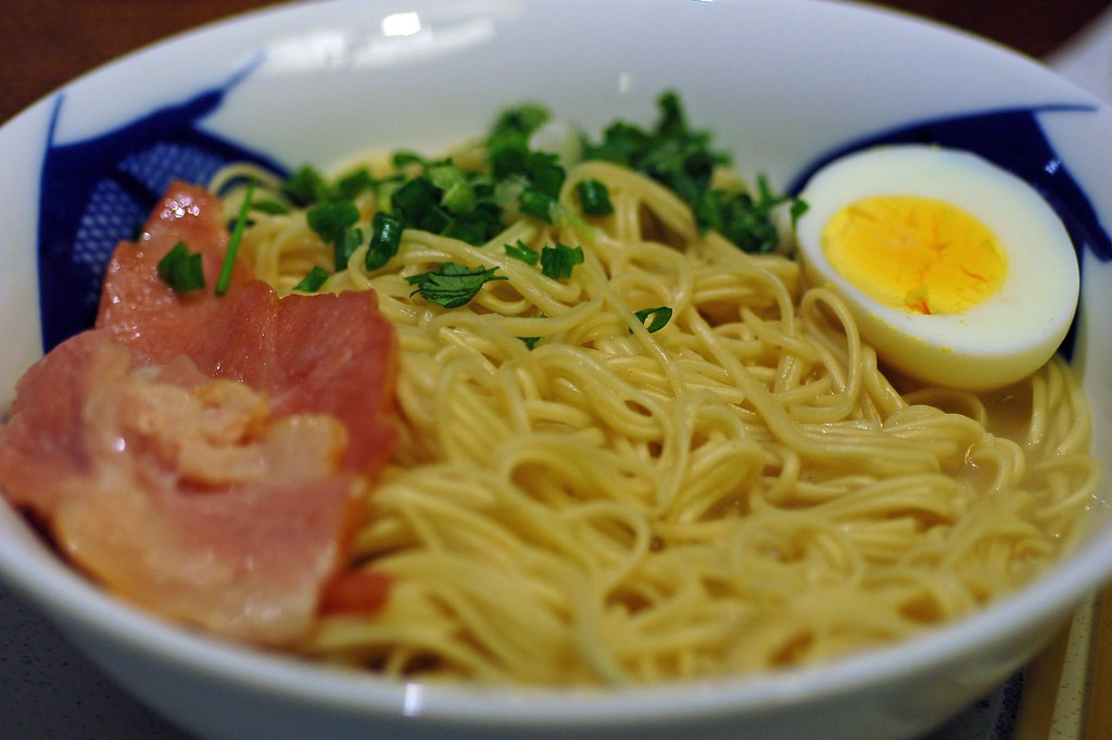 Japanese Pan Noodles Americas Test Kitchen