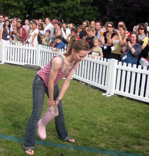 Welly Wanging 3 - Innocent Village Fete 2008 | by Annie Mole
