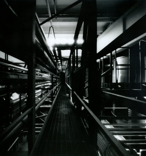 pipelines walk , pinhole version | by Matteo Bagnoli