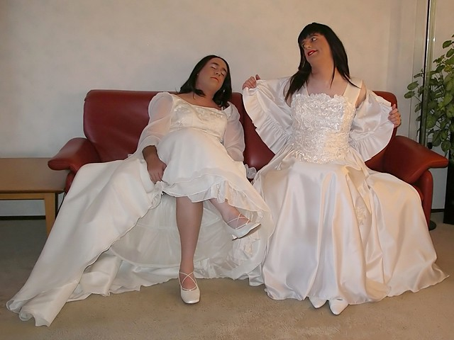 Hot and sexy brides something