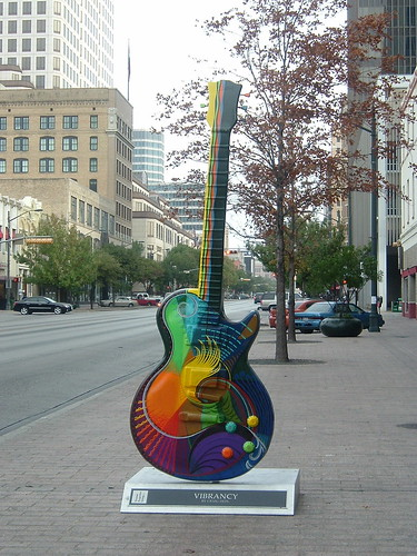 Austin GuitarTown Project | by Tim Patterson