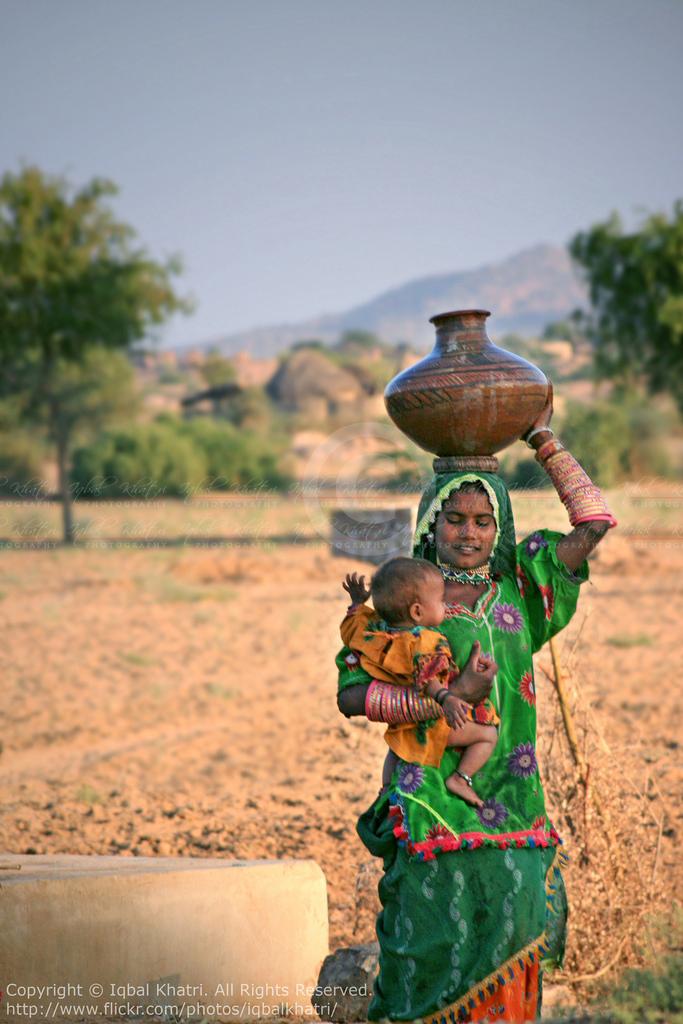 thar desert people - 683×1024