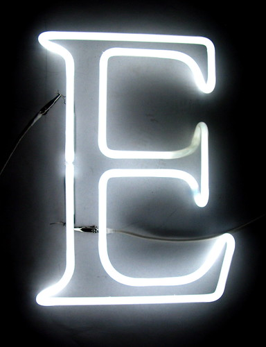 The Letter E Flickr Photo Sharing