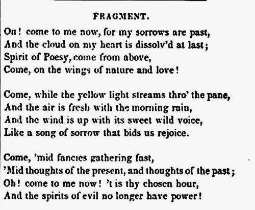 A fragment of spiritual harmony 7