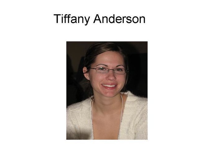 Tiffanie anderson