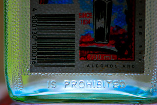 Alcohol And The Best Is Prohibited. (?) (Ginebra Series #02) | by .I Travel East.
