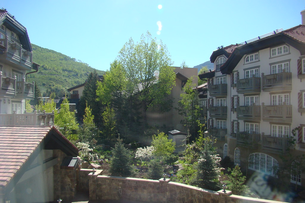 The sonnenalp resort in vail colorado today beautiful for Chair 4 cliffs vail