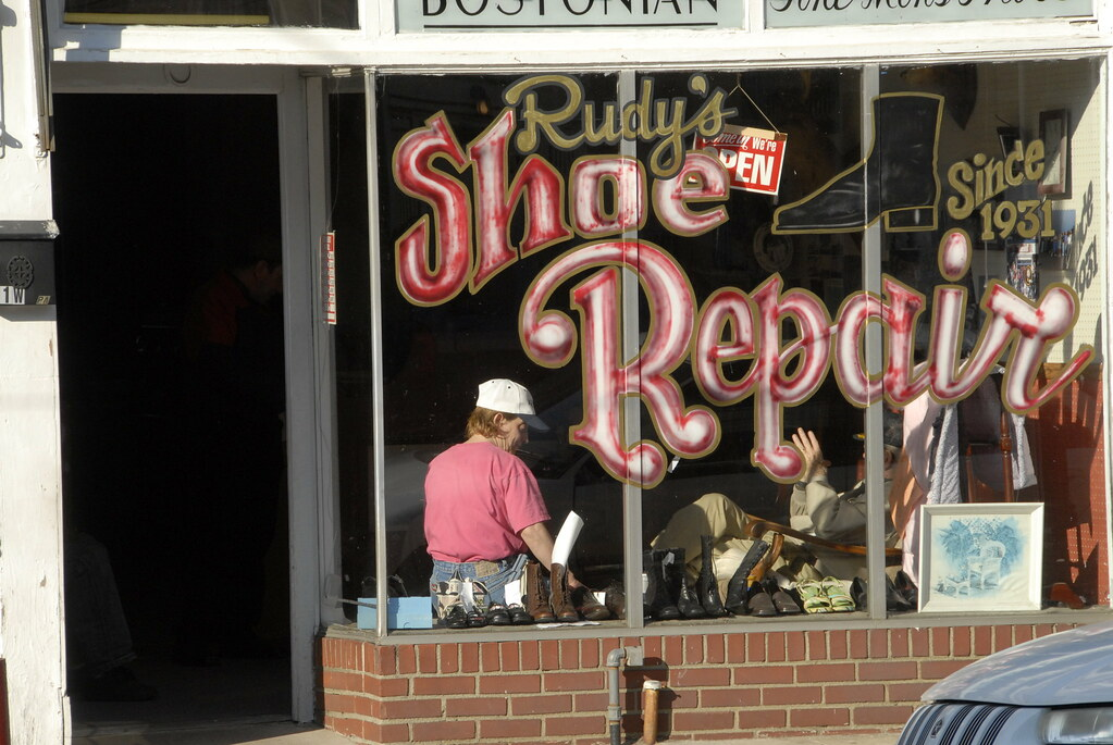 Rudy S Shoe Repair Keyport Nj